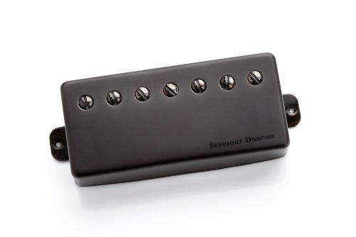 Seymour Duncan - 11102-97-P-BlkM-7Str - 7Str Sentient Neck, Pmt, BlkMetal