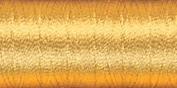 - Sulky Cotton Thread 12 Wt King Size 330 Yards Gold (1070)