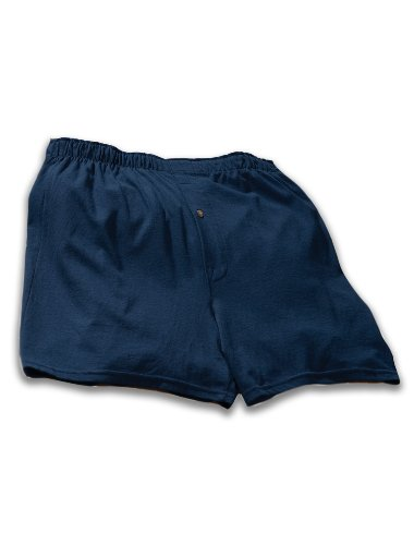 Harbor Bay Knit Boxers (Harbor Bay by DXL Big and Tall 2-Pack Knit Boxers)