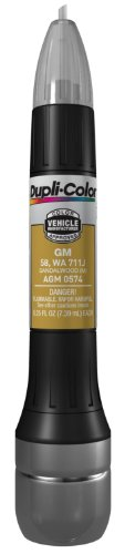 Dupli-Color AGM0574 Metallic Sandalwood General Motors Exact-Match Scratch Fix All-in-1 Touch-Up Paint - 0.5 oz.