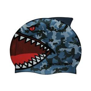 Water Gear Critter Cap, Blue Shark