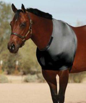 Sleazy Lycra Shoulder Guard Medium Black