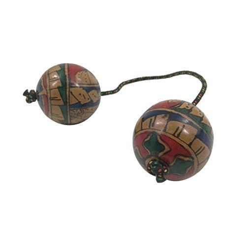 Algol - Double Gourd Kashaka - African Shaker Rattle