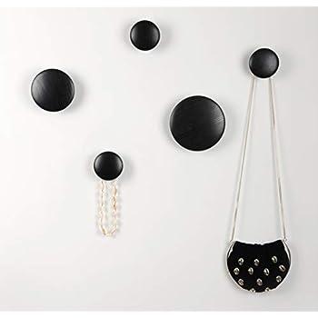 Amazon.com: Ganchos de pared decorativos (verde menta, juego ...