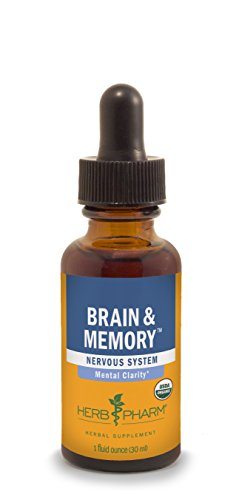 Herb Pharm Memory Formula Concentration product image