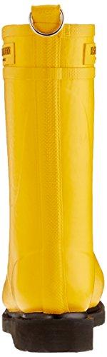 Ilse Jacobsen Damen 3/4 Gummistiefel, RUB15 - Botas Cortas de Agua Para Mujer Gelb (Cyber Gelb)