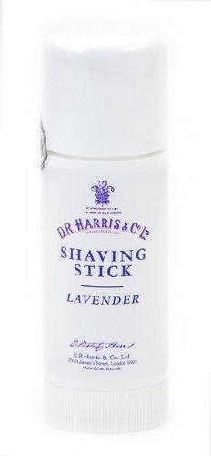 (D R Harris Lavender Shaving Soap Stick (40g))