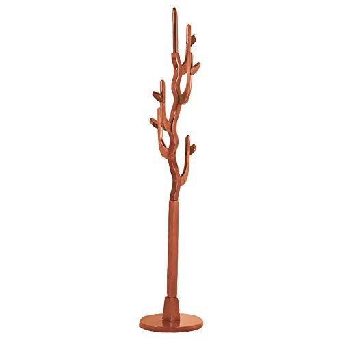 Amazon.com: LJHA - Perchero de madera maciza para suelos de ...
