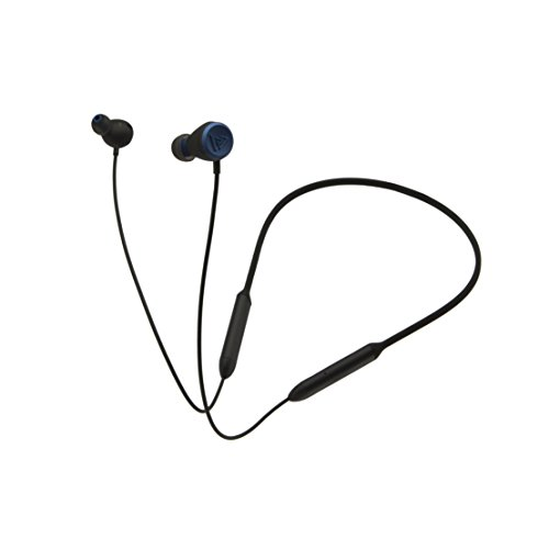 BEEM UNITED BeActiv E300-MB Wireless Earbuds Bluetooth Headphones Compatible with iOS and Android Metallic Blue Color