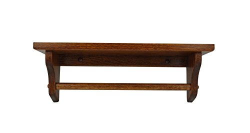 Towel Bar Shelf 24