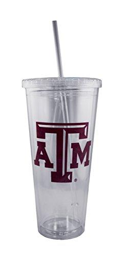 Texas A&m Aggies Tumbler (NCAA Texas A&M Aggies 24oz Sip N Go Tumbler with)