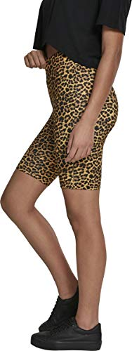 Urban Classics Damen Ladies Cycle Pattern Shorts