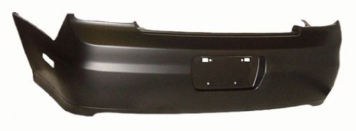 OE Replacement Honda Accord Rear Bumper Cover (Partslink Number HO1100198)