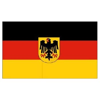 amazon com old germany flag with eagle 3 x 5 feet home kitchen