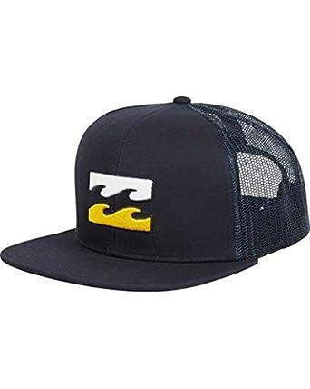 4c3959697aa Amazon.com  Billabong Men s All Day Trucker Hat Indigo One Size ...
