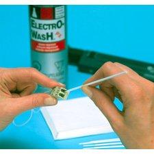 Chemtronics 25123X 6-Inch 1.25mm Fiber Optic Sleeve Foam Swabs - 100 Pack-by-Chemtronics by Chemtronics