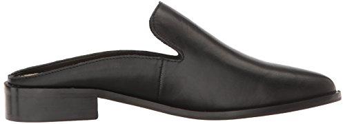 Edelman Sam Lewellyn Women's Leather Mule Black Rwv7rwp