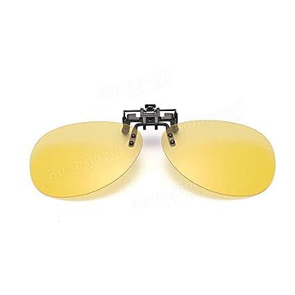 Amazon.com: Gafas de sol polarizadas con clip en forma de ...