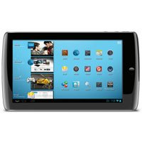 Coby Kyros 7-inch Android 40 4 Gb Internet Tablet 169 Resistive Touchscreen Black Mid7034-4 from Coby