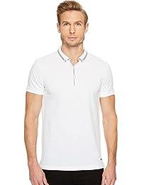 BOSS Orange Men's Pejo Short Sleeved Polo Shirt