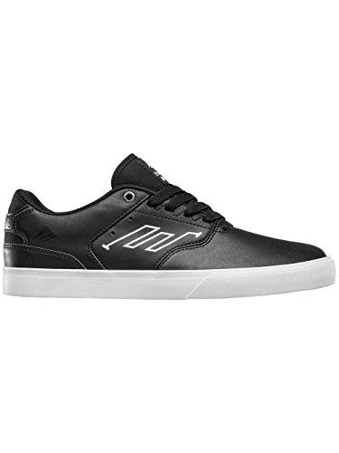 Vulc Noir The De Skateboard Blanc Chaussures Reynolds Low Emerica Homme Pour qtcwSzdy