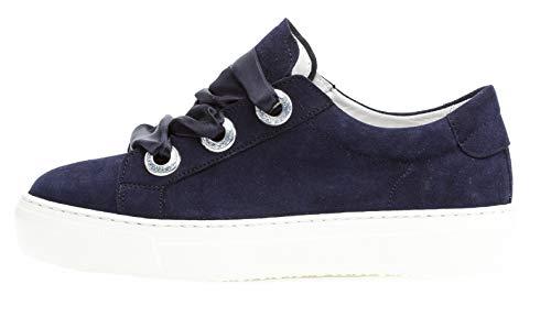 23 Ville best Fitting Bluette De faibleLow baskets chaussure optifitWechselfußbett 315 chaussure sportive Basse Gabor Femme D'affaires QsCxBthrd