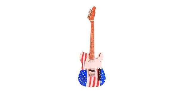 Bruce Springsteen Tribute - Réplica de guitarra en miniatura ...