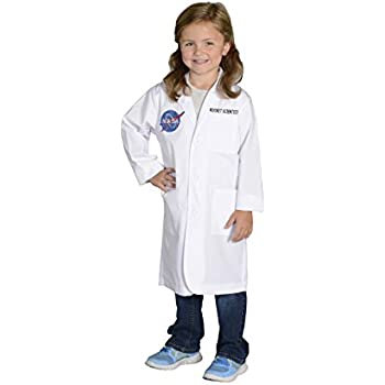 Amazon.com: Melissa & Doug Scientist Role Play Costume Set: Toys ...