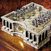 The Lord of the Rings Collector's Chess Set – LOTR
