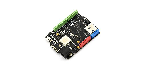 DFRobot WiDo - an Arduino Compatible IoT (Internet of Thing) Board by DFROBOT