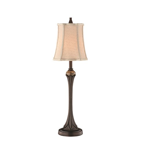 Tuscan Kitchen Furniture (Stein World Furniture Tuscan Bronze/Marble Table Lamp, Bronze)