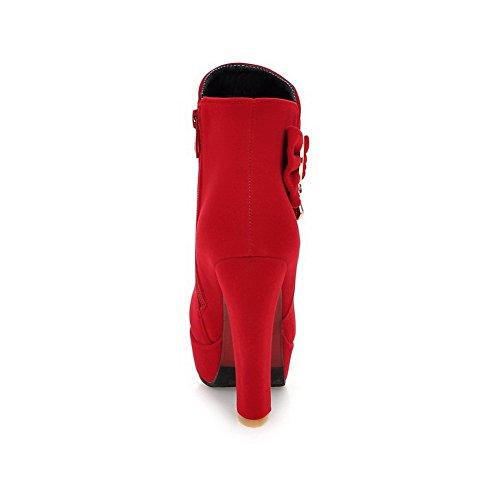 Sandali Red Con Donna Zeppa amp;n A vxwH875