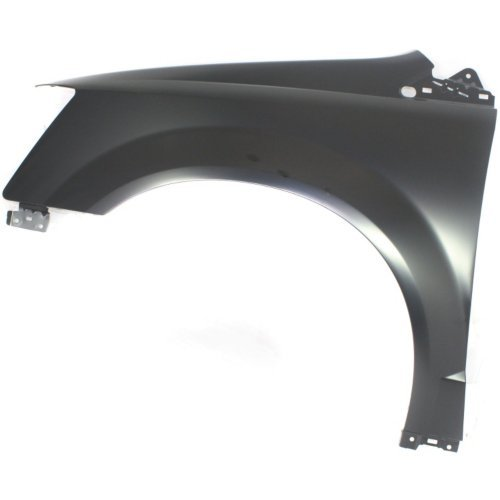 Fender Compatible with DODGE GRAND CARAVAN 2008-2018/TOWN AND COUNTRY 2008-2016 LH Steel - CAPA