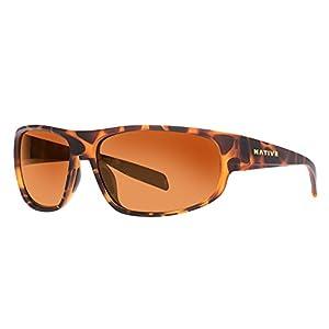 Native Eyewear Unisex Crestone Desert Tort/Brown