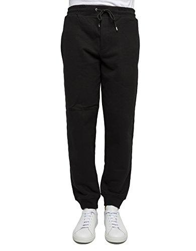 mcq-alexander-mcqueen-mens-406536rjr701000-black-cotton-joggers