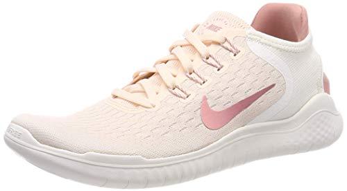 Nike Women's Free RN 2018 Running Shoe (8.5 B(M) US, Guava Ice/Rust Pink-sail-Pink Tint)