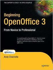 Beginning OpenOffice 3 1st (first) edition Text Only PDF