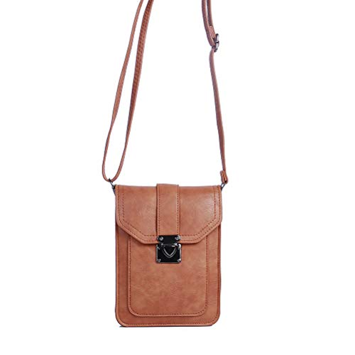 Small Crossbody Bags, Cell Phone Purse Wallet Bags for women by TENXITER by TENXITER (Image #1)