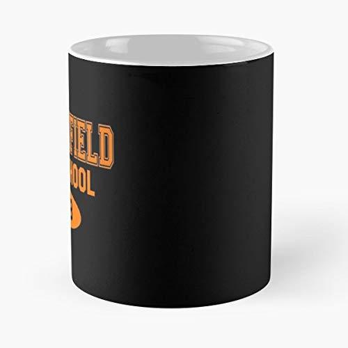 Haddonfield High School 1978 Halloween - Coffee Mugs Best Gift Unique Ceramic Novelty -