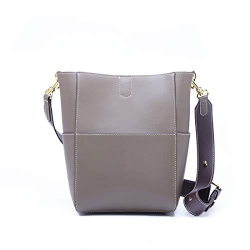 Con Tracolla color Cerniera Bag Baachang Borsa Donna Black Tote Versatile Diagonale A Khaki BxqOHwtTRn