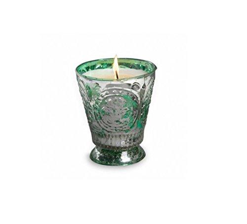 Himalayan Candles Fleur de Lys Soy Candle Tumbler, Mistletoe, 8-Ounce