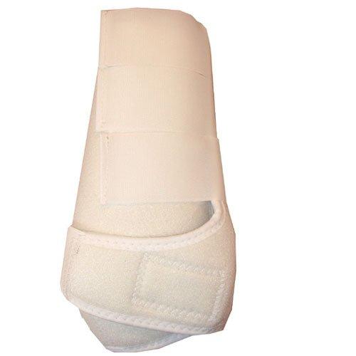 Intrepid International オールアラウンドスポーツホースブーツ B002HJ8R20 Medium|ホワイト ホワイト Medium