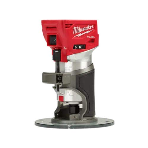Milwaukie's 18V Compact Cordless Router