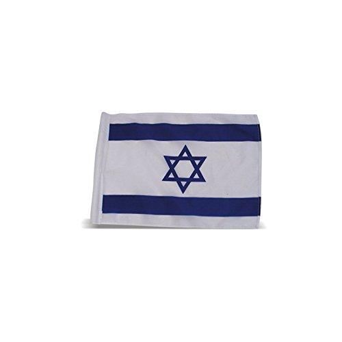 Israeli Cloth Flag 60 x 80cm