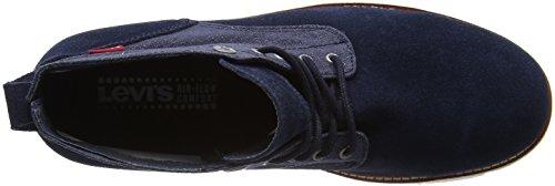 Levi's Grau Chukka Herren Blau Boots Light Blue Desert Navy Jax rwxfnPT4r