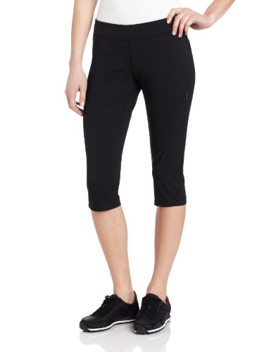 Columbia Women's Back Beauty Capri, Black, Medium (Capri Leggings Cargo)