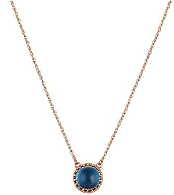 london with halo roberts product diamond starburst blue necklace topaz
