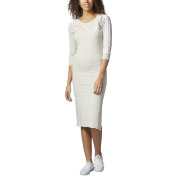 WOMEN ADIDAS 3 STRIPES DRESS