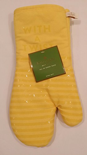 Kate Spade Twist Yellow Stripe product image
