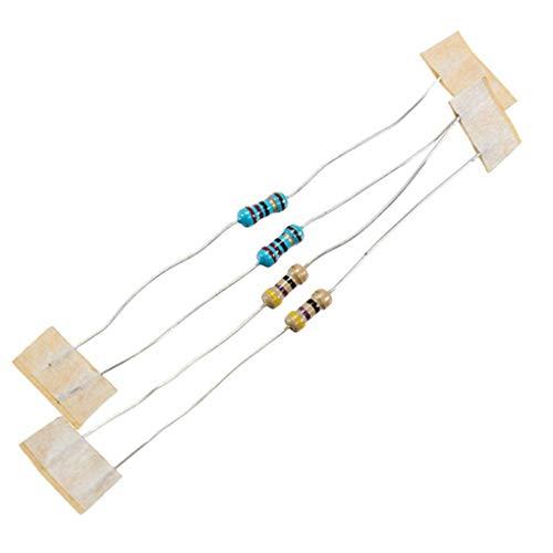 Yongse DIY FLA-1 Simple Flashlight Circuit Board Electronic Kit by Yongse (Image #8)